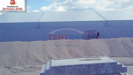 Склад строительный (Олимпийский Комплекс «Лужники»)