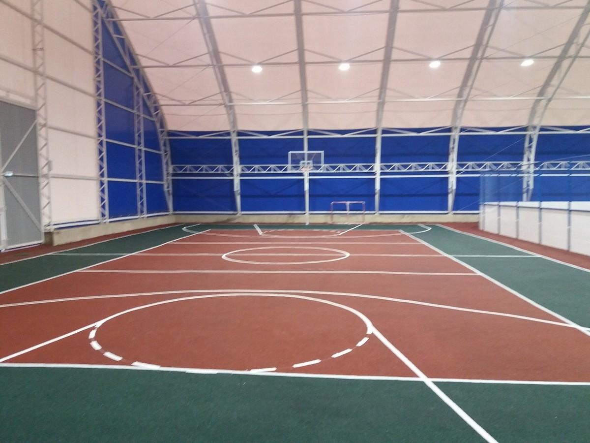 Универсальный спортивный зал (ФОК)